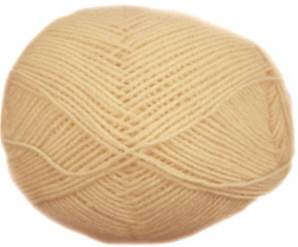 Regia 1992 / 600 Cream 4 ply sock yarn