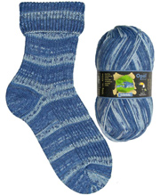 Opal 4 ply sock yarn Rainforest X11, 9247 Sugar Baby
