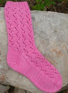Wildhorse Farm 4 ply adult sock knitting pattern ...