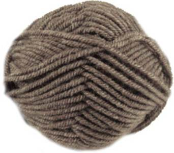Bergere de France Baltic chunky knitting yarn 45 Quail