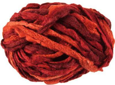 Woolcraft Bolero scarf yarn 323, red shades