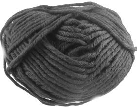 Hayfield Super Chunky with wool, 60 Black