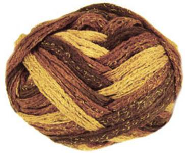 Katia Triana scarf yarn, 31 golden bark