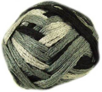 Katia Triana scarf yarn, 48 moonshadow