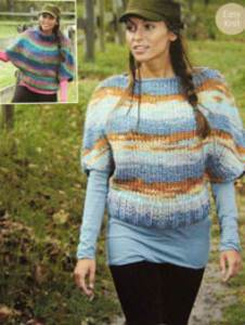 Sweater Sirdar 9457