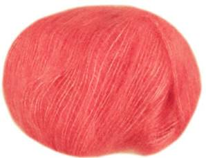 Debbie Bliss Angel kid mohair and silk, 13 Melon