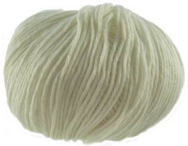 Patons Serenity cotton DK, 14 Winter White