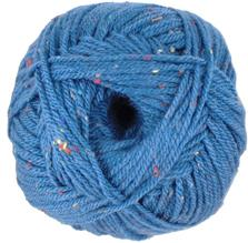 Hayfield Bonus Aran Tweed 744, Bamburgh Blue