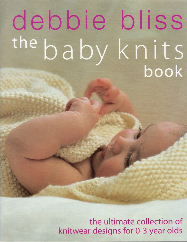 Debbie Bliss Baby Knits Book