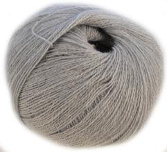 Sublime Extra Fine Merino Lace knitting yarn 399 Grey Fume