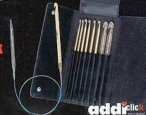 Addi Click crochet hook set