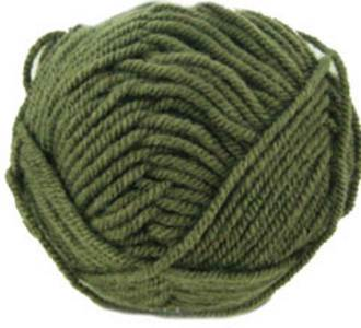 Bergere de France Baltic chunky knitting yarn , 85, Army