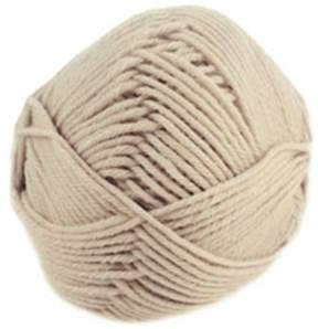 Pure French Merino DK knitting yarn 29115 Grege