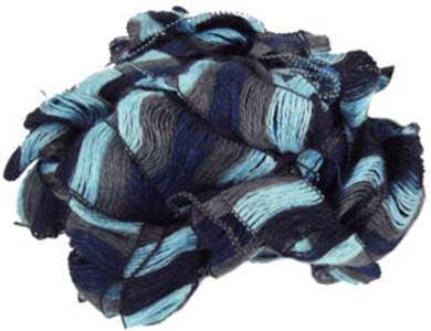 Katia Rizos 101 scarf knitting  yarn, Blues