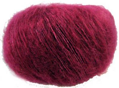 Austermann Kid Silk Mohair 6 crimson