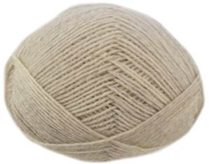 Regia 2143 Pale Oatmeal 4 ply sock yarn