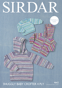 4 ply sweaters and jacket 4662 Digital Version