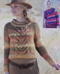 Sweater Sirdar 9591