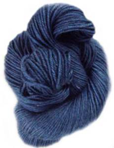 Lornas Laces Shepherd Sock 4 ply, Navy