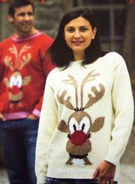 Rudolph Sweater Wendy 5594