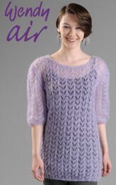 Mohair Lacy Tunics Wendy 5800 digital download