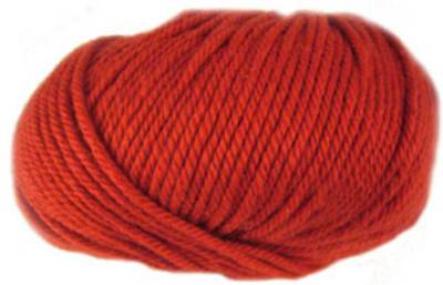 Debbie Bliss Cotton DK 47, Bright Red