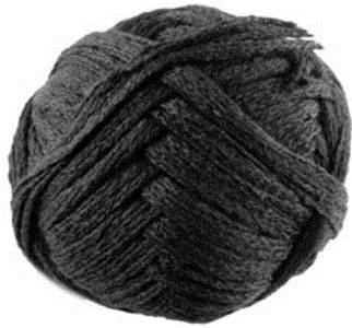 Katia Triana scarf yarn, 49 black