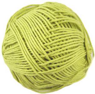 Twilleys Sincere organic cotton DK, 617 Lime