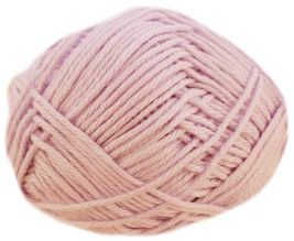 Sirdar Snuggly Baby Cotton DK 153 Soft Lilac