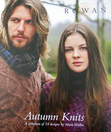 Rowan Autumn Knits book