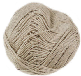Wendy Supreme cotton 4 ply 1821 Mushroom