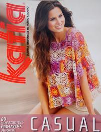 Katia 73 Casual: 68 designs for spring