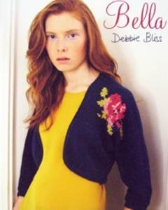 Debbie Bliss Bella knitting book