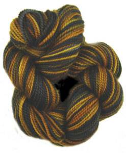 Claudia Addiction sock yarn Leopard