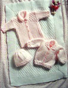Layette King Cole 2795