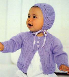 Baby knitting patterns 2 ply 3 ply 4 ply