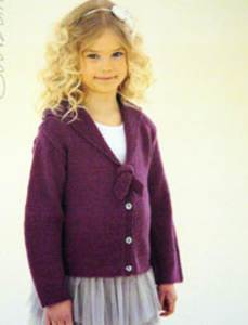 Cardigan Sublime 6037