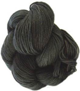 Lornas Laces Shepherd Sock 4 ply, Charcoal