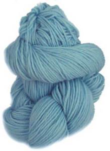 Lornas Laces Shepherd Sock 4 ply, Powder Blue