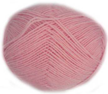 Regia 4 ply sock yarn, Rose 1976