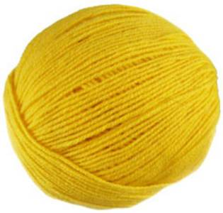 Regia Extra Twist merino 4 ply sock yarn, 9352 Yellow