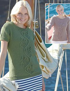 52350f17342224 Sweater Sirdar 7271 · Sweater Sirdar 7271 Sirdar 7271. Womans aran knitting  pattern for long ...