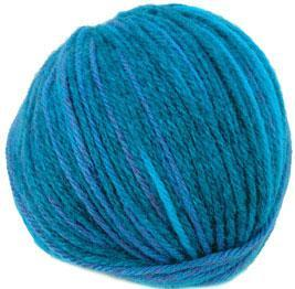 Basic Merino Flash 806 peacock