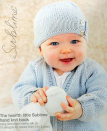 Twelfth Little Sublime Hand Knit book 665