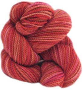 Claudia Addiction sock yarn Lipstick