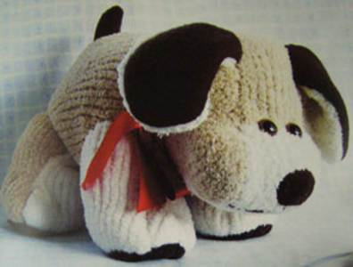 Knitted Dog Kit