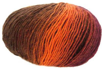 Katia Darling 4 ply 209, Orange Flame