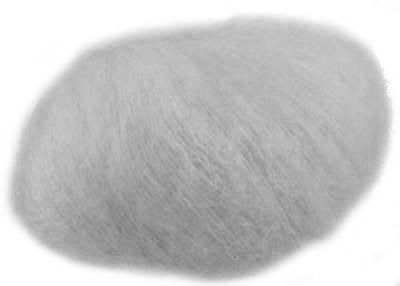 Austermann Kid Silk Mohair 1 white