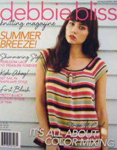 Debbie Bliss Magazine Spring and Summer 2012