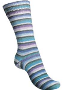 Regia Design Line 4 ply sock yarn 4482 Iceburg by Kaffe Fassett